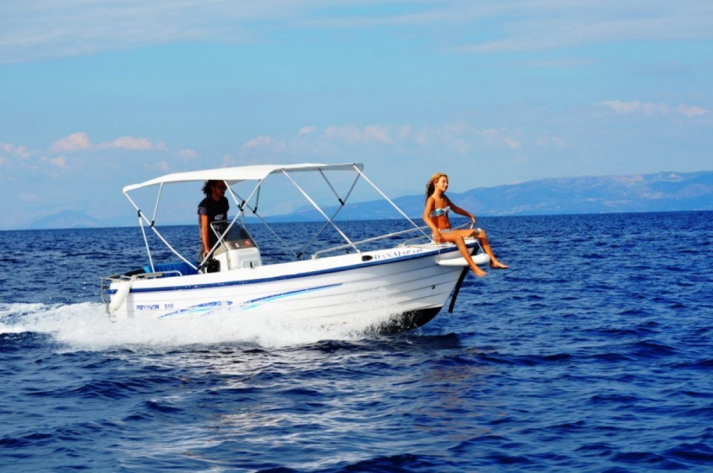 Boat rental Poseidon 510 in Gaios on Samboat