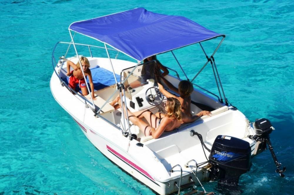 Rental yacht Gaios - Poseidon 480 Bluewater on SamBoat