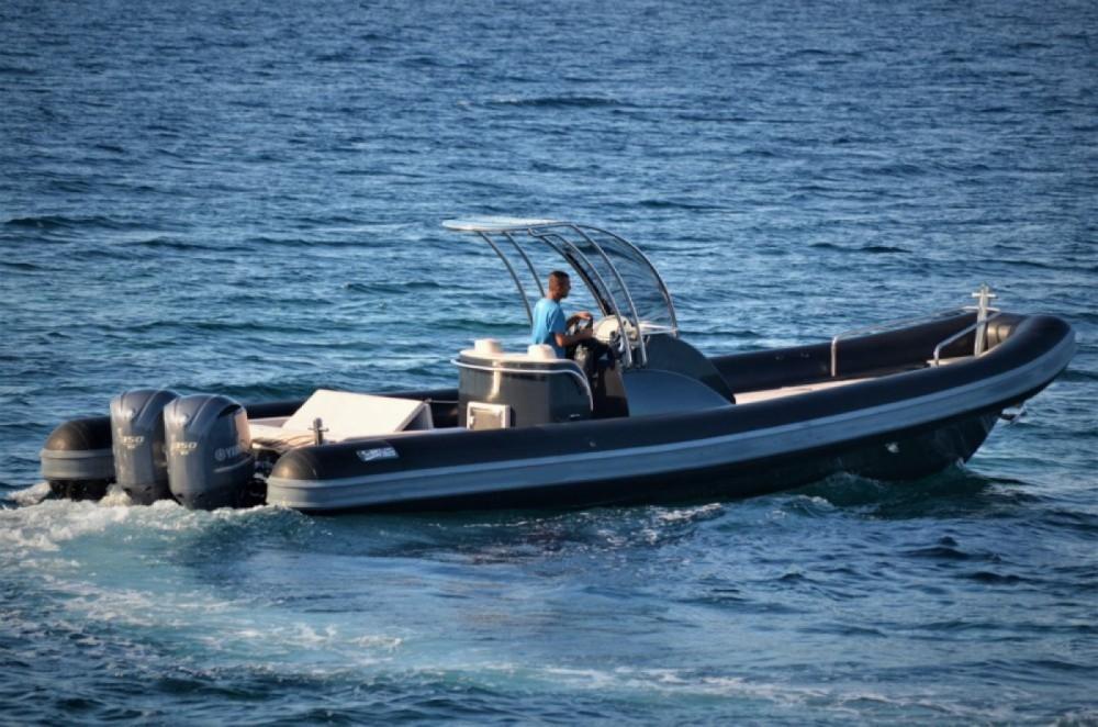 Sea Water Smeralda  between personal and professional Gaios
