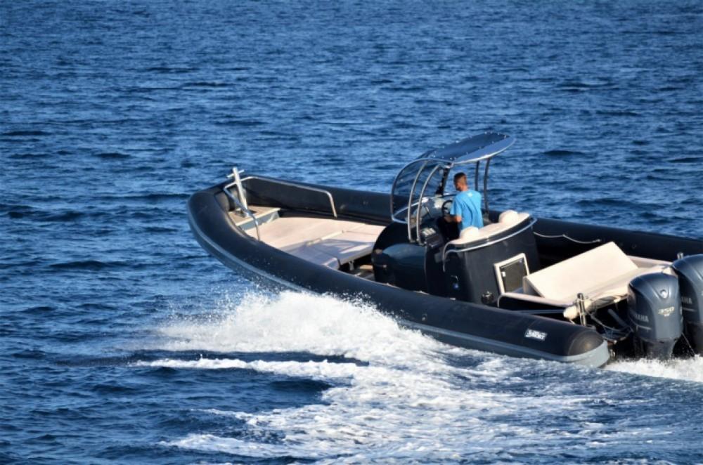 Rental yacht Gaios - Sea Water Smeralda  on SamBoat