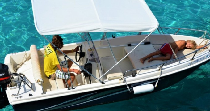 Boat rental Yachting Club 470 in Paxoi on Samboat
