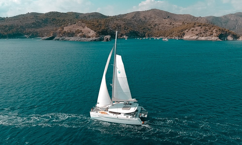 Rental yacht Roses - Lagoon Bliss on SamBoat