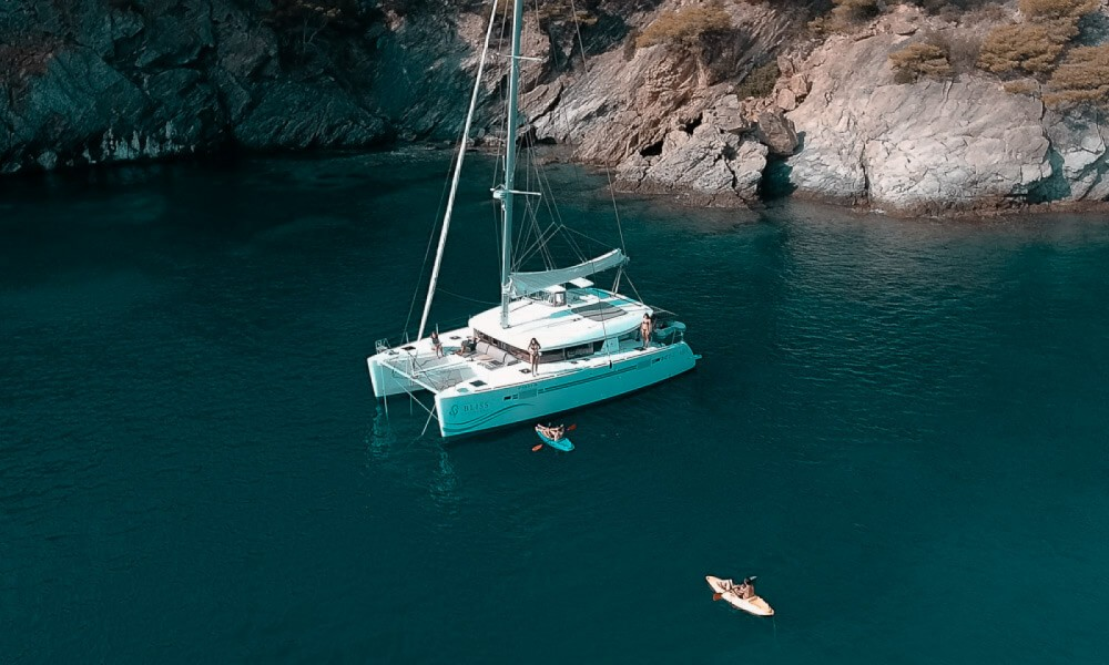 Boat rental Roses cheap Bliss