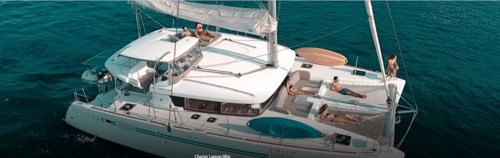 Boat rental Lagoon Bliss in Roses on Samboat