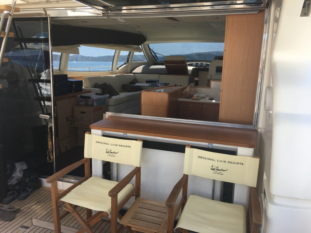 Rental yacht Murter - Ferretti Ferretti 510 on SamBoat