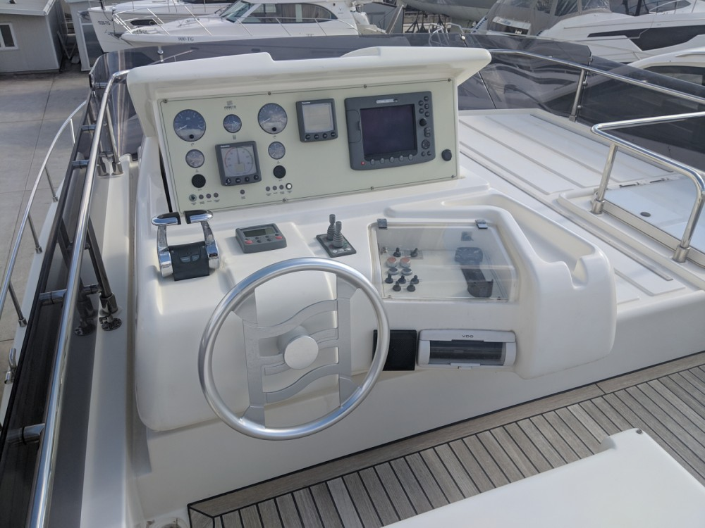 Hire Motorboat with or without skipper Ferretti Murter