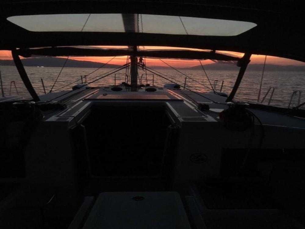 Rental yacht Lefkada - Jeanneau Sun Odyssey 490 on SamBoat