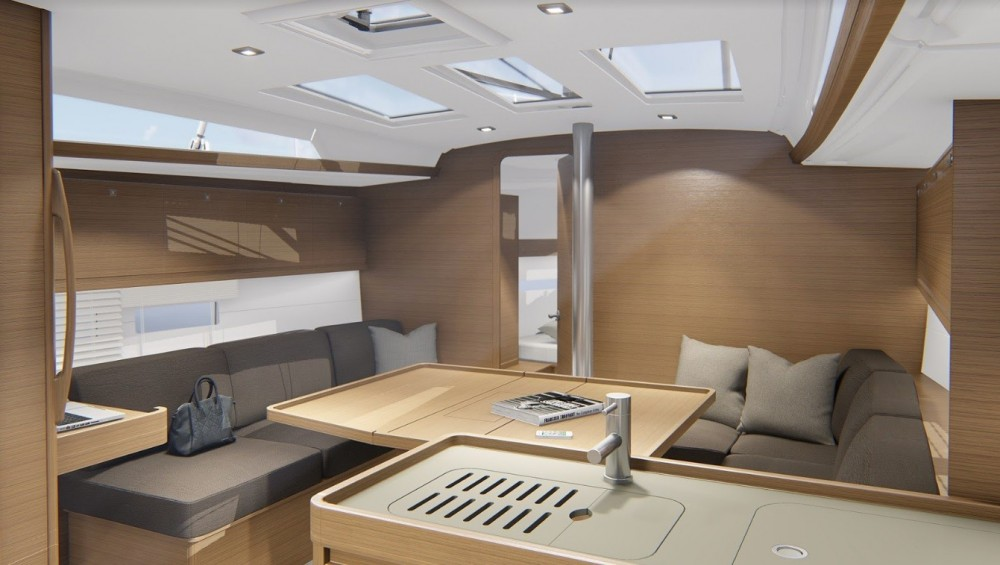 Dufour Dufour 390 GL between personal and professional Annapolis