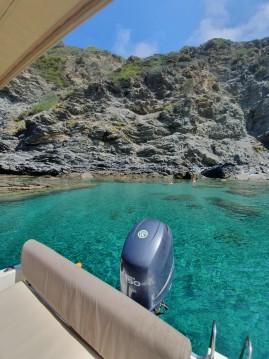Hire Motorboat with or without skipper Capelli Hyères