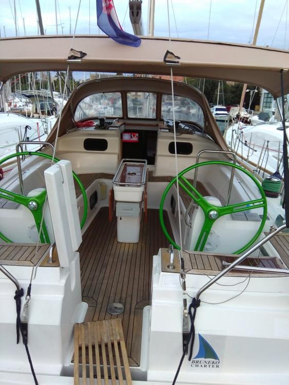 Rental Sailboat in Ibiza - Elan 444 IMPRESIAN