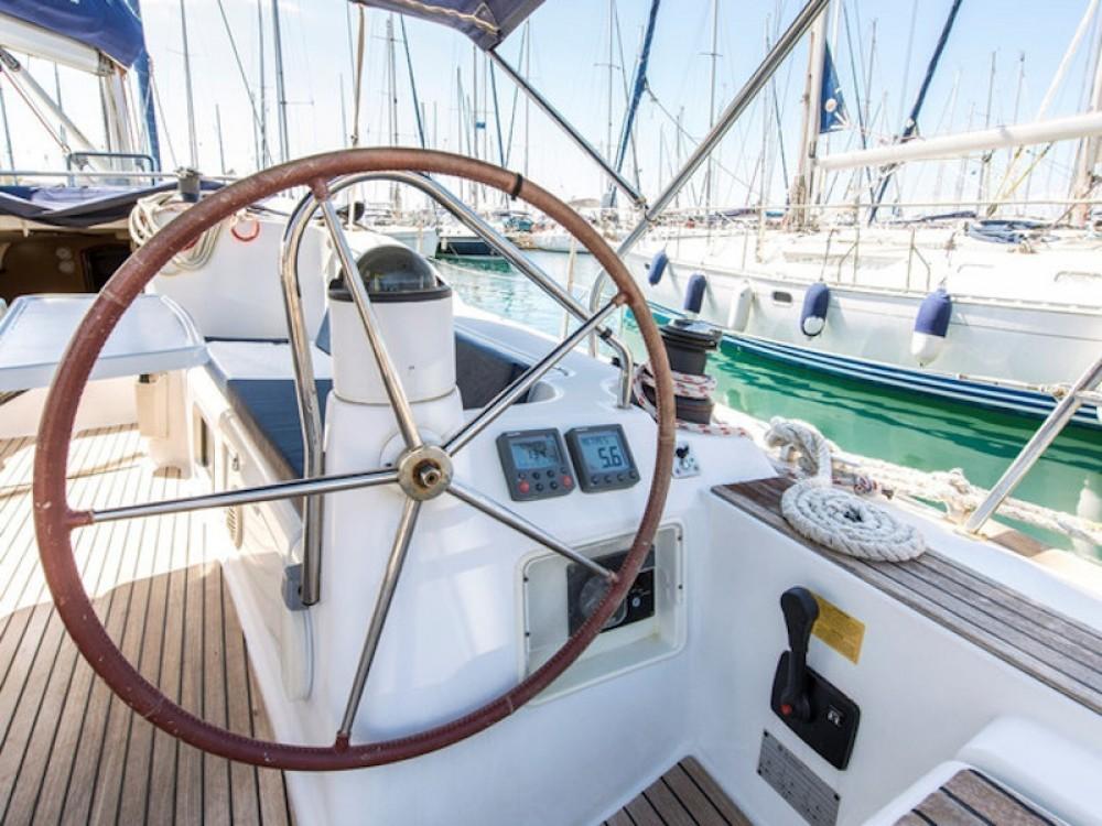 Boat rental Laurium cheap Sun Odyssey 42i