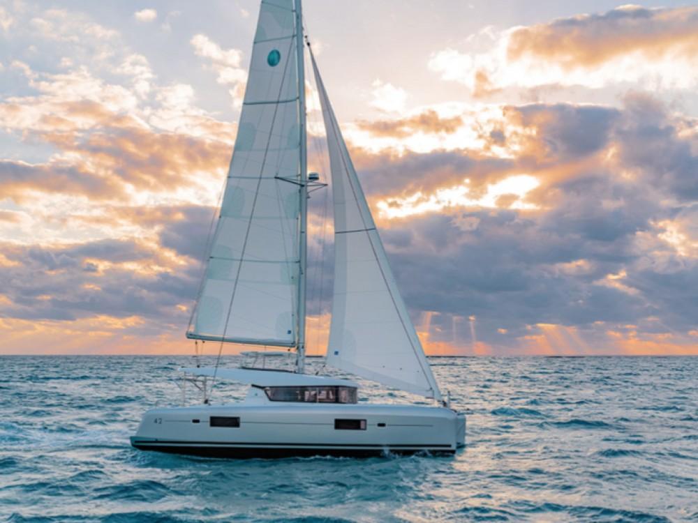 Rental yacht Castiglioncello - Lagoon Lagoon 42 on SamBoat