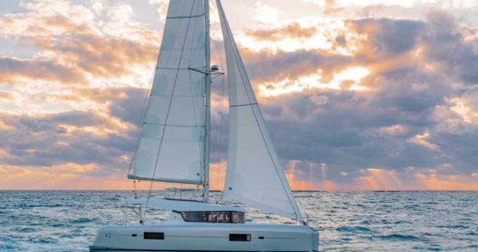 Rental Catamaran in Castiglioncello - Lagoon Lagoon 42