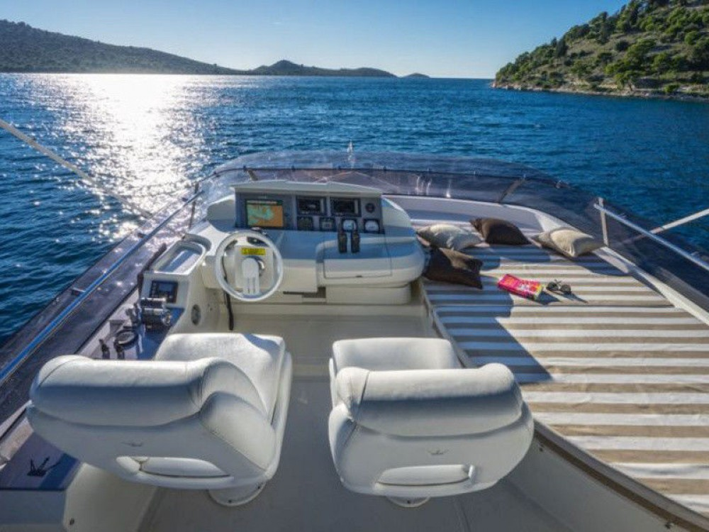 Boat rental Punat cheap 620S