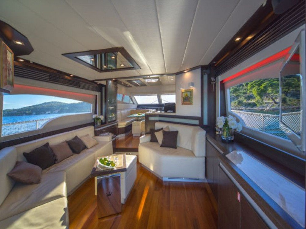 Rental yacht Punat - Dominator 620S on SamBoat