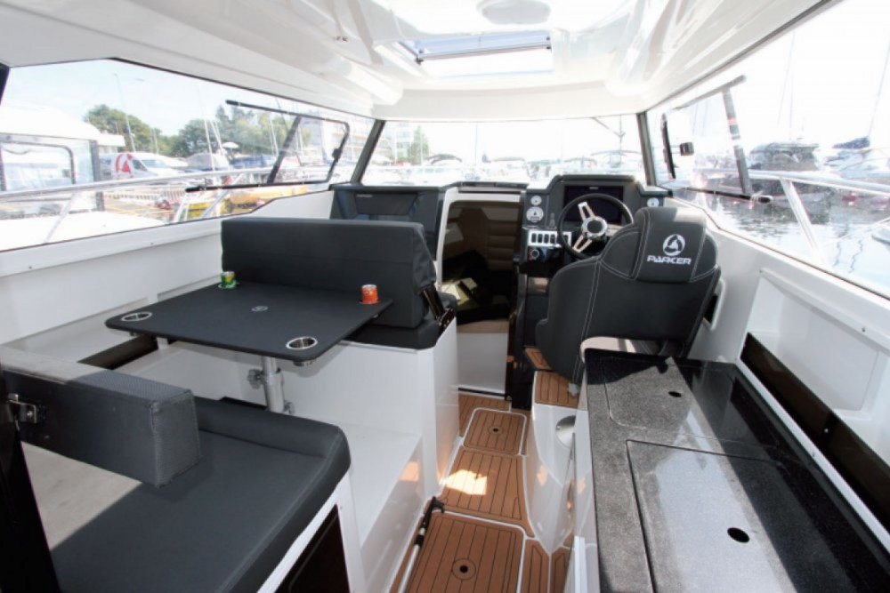 Hire Motorboat with or without skipper Parker Ajaccio