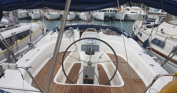 Bavaria Bavaria 39 Cruiser between personal and professional Sa Ràpita