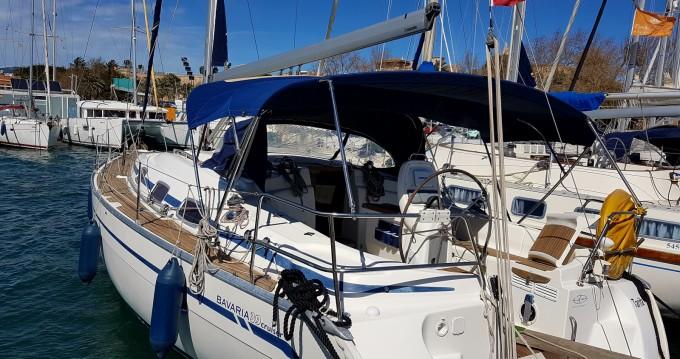 Boat rental Bavaria Bavaria 39 Cruiser in Sa Ràpita on Samboat