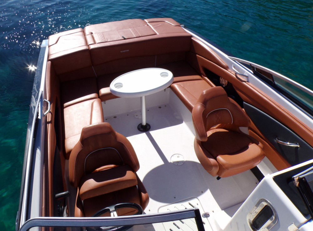 Hire Motor boat with or without skipper Glastron Sant Antoni de Portmany