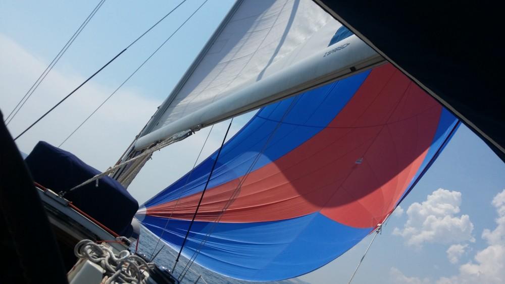 Boat rental Jeanneau Sun Odyssey 42.2 in Furnari on Samboat