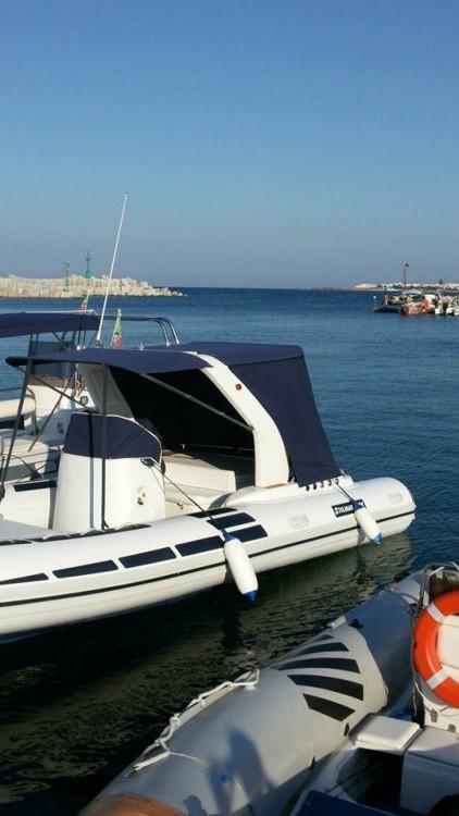 Stilmar  25EFB between personal and professional Otranto
