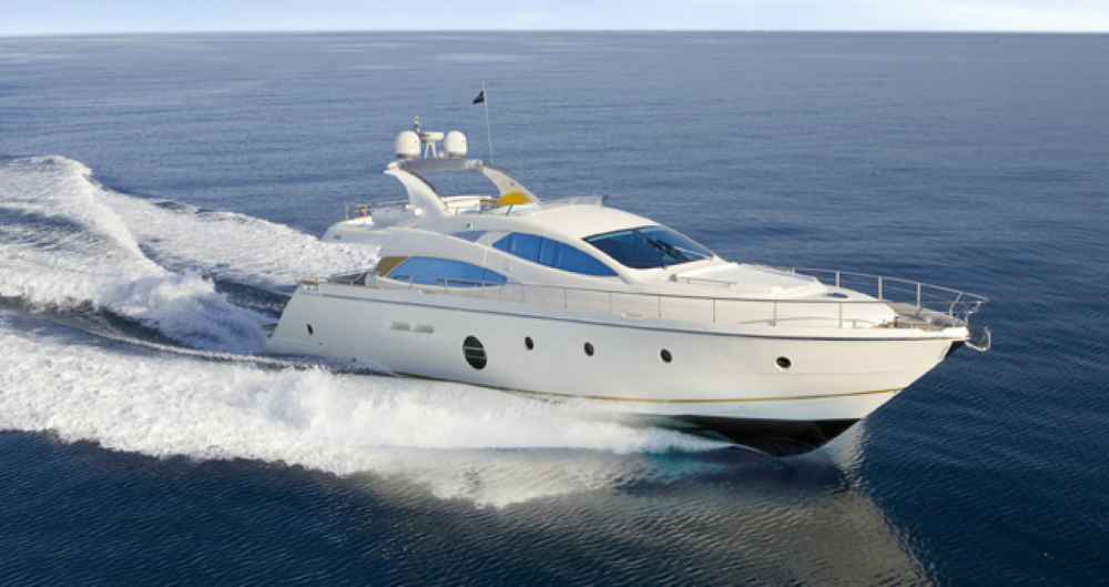 Rental Yacht Aicon with a permit