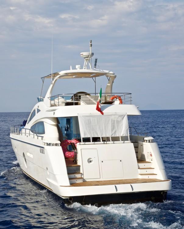 Boat rental Aicon Aicon 64 Fly in Milazzo on Samboat