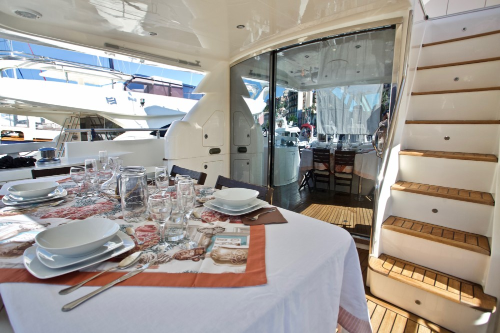 Yacht for rent Milazzo at the best price