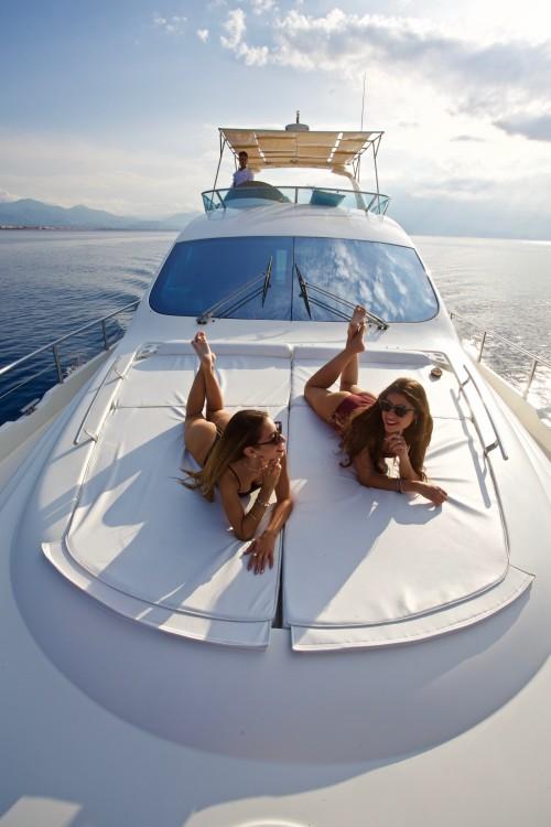Rental yacht Milazzo - Aicon Aicon 64 Fly on SamBoat