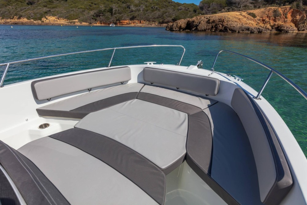 Boat rental Vallauris cheap Cap Camarat 6.5 CC