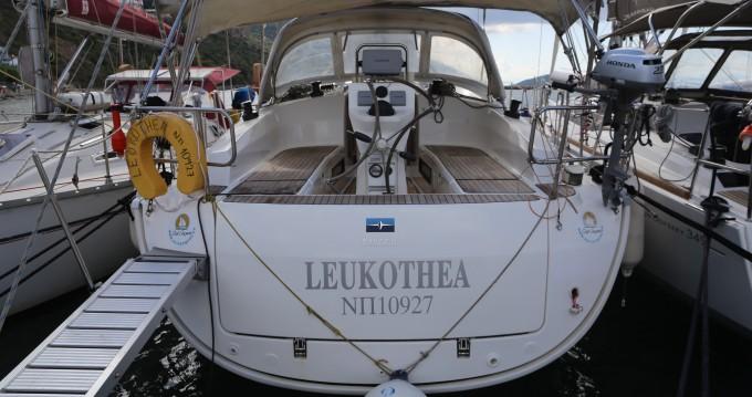 Boat rental Skopelos Town cheap Cruiser 36