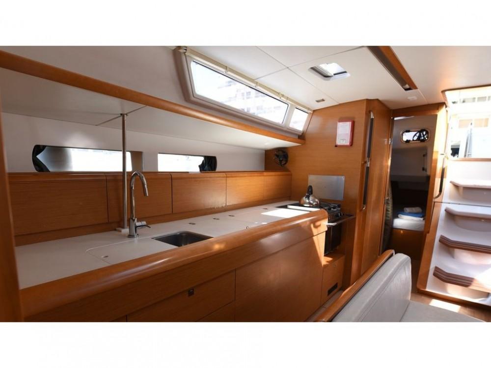 Rental yacht Volos Municipality - Jeanneau Sun Odyssey 469 on SamBoat
