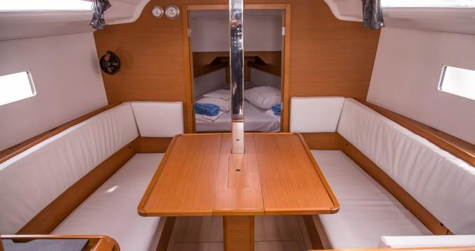 Boat rental Volos cheap Sun Odyssey 349