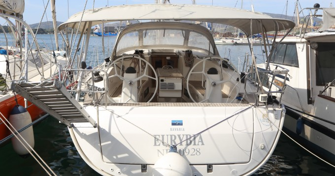 Rental Sailboat in Skopelos Town - Bavaria Cruiser 40
