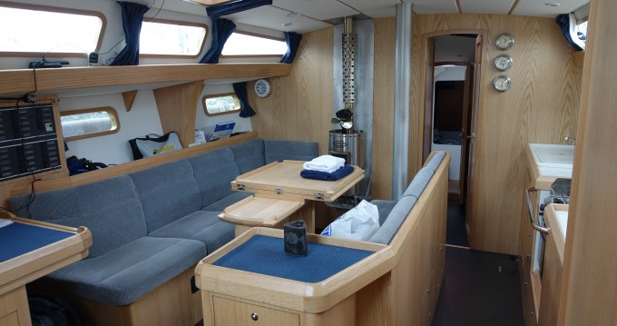 Sailboat for rent Longyearbyen at the best price