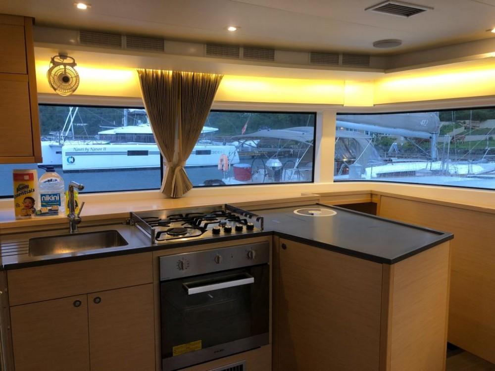 Rental yacht US Virgin Islands - Lagoon Lagoon 52 on SamBoat