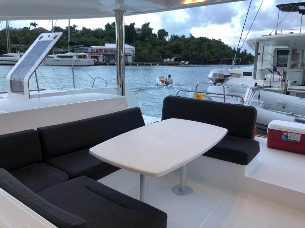 Rental Catamaran in US Virgin Islands - Lagoon Lagoon 52