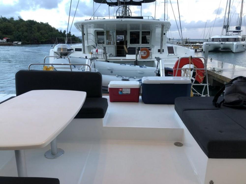 Boat rental Lagoon Lagoon 52 in US Virgin Islands on Samboat