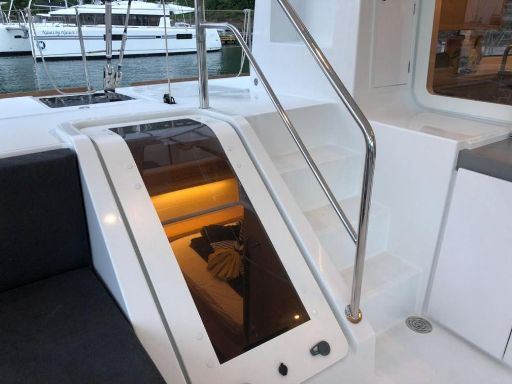 Boat rental US Virgin Islands cheap Lagoon 52