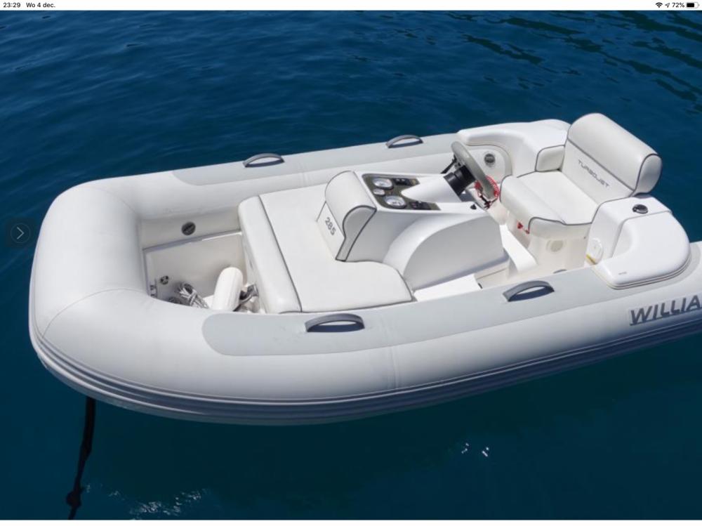 Rental Motorboat in Murter - Ferretti Ferretti 510