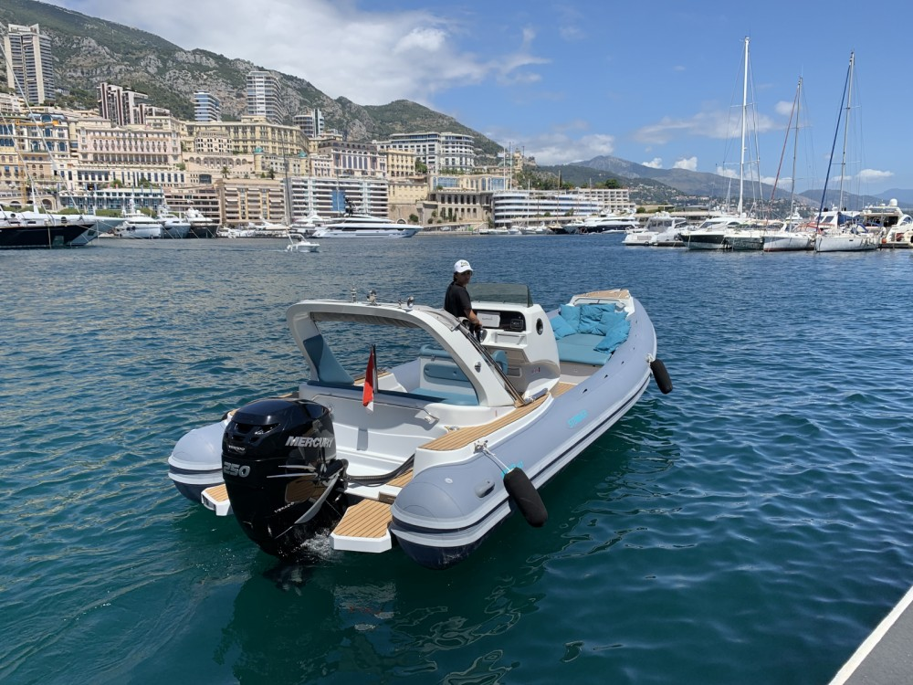 RIB for rent Monaco at the best price