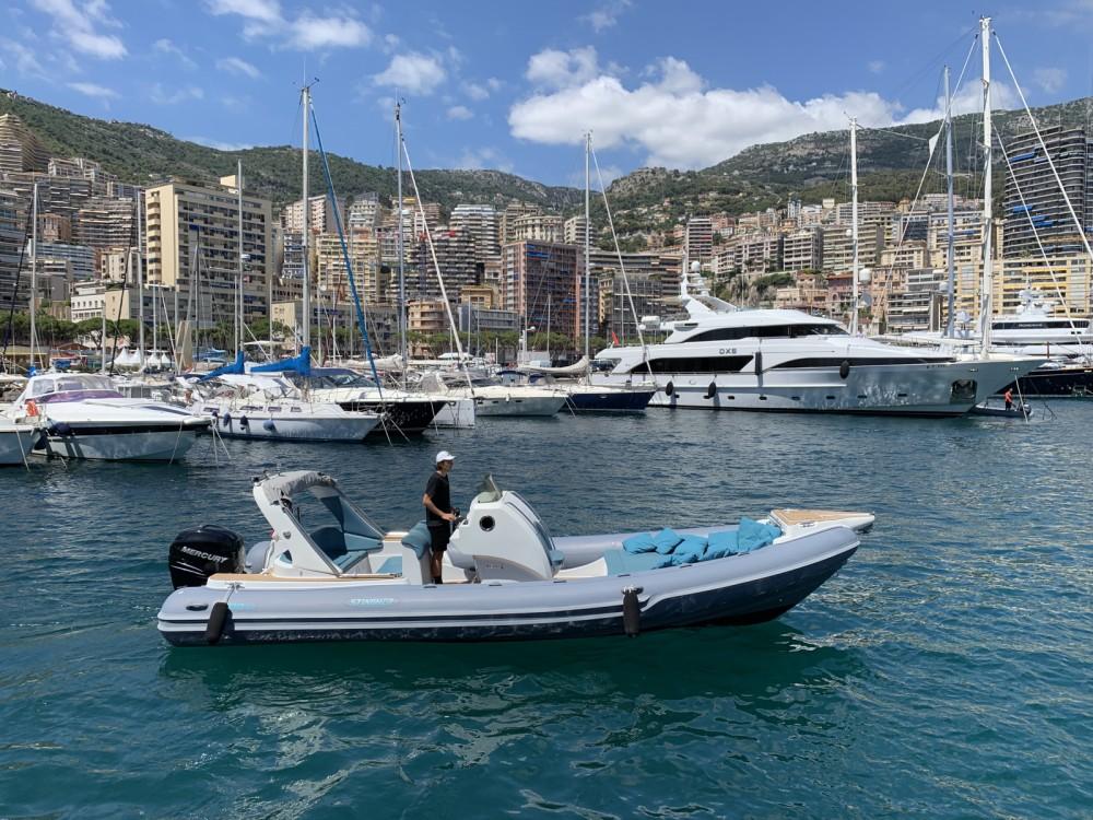 Rental RIB in Monaco - Italboats Stingher 800 GT