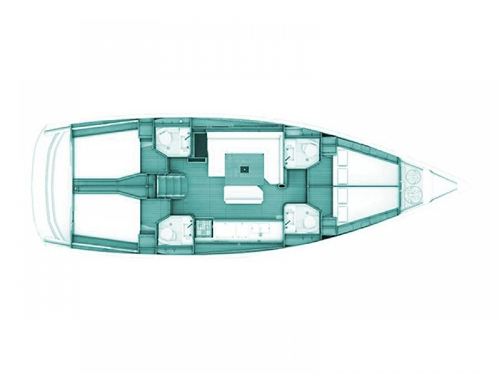 Sailboat for rent Βόλος at the best price