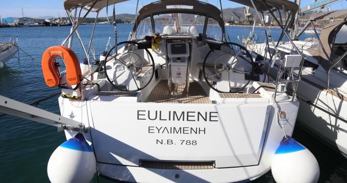 Rental Sailboat in Volos - Jeanneau Sun Odyssey 419