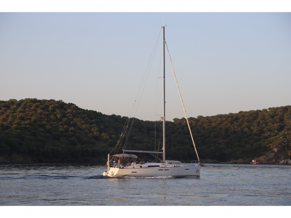 Hire Sailboat with or without skipper Jeanneau Δήμος Βόλου