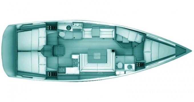Rental yacht Skopelos Town - Jeanneau Sun Odyssey 439 on SamBoat