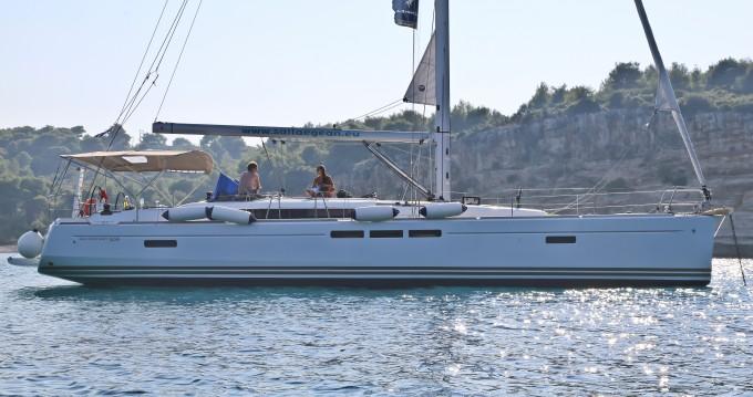 Boat rental Jeanneau Sun Odyssey 509 in Volos on Samboat