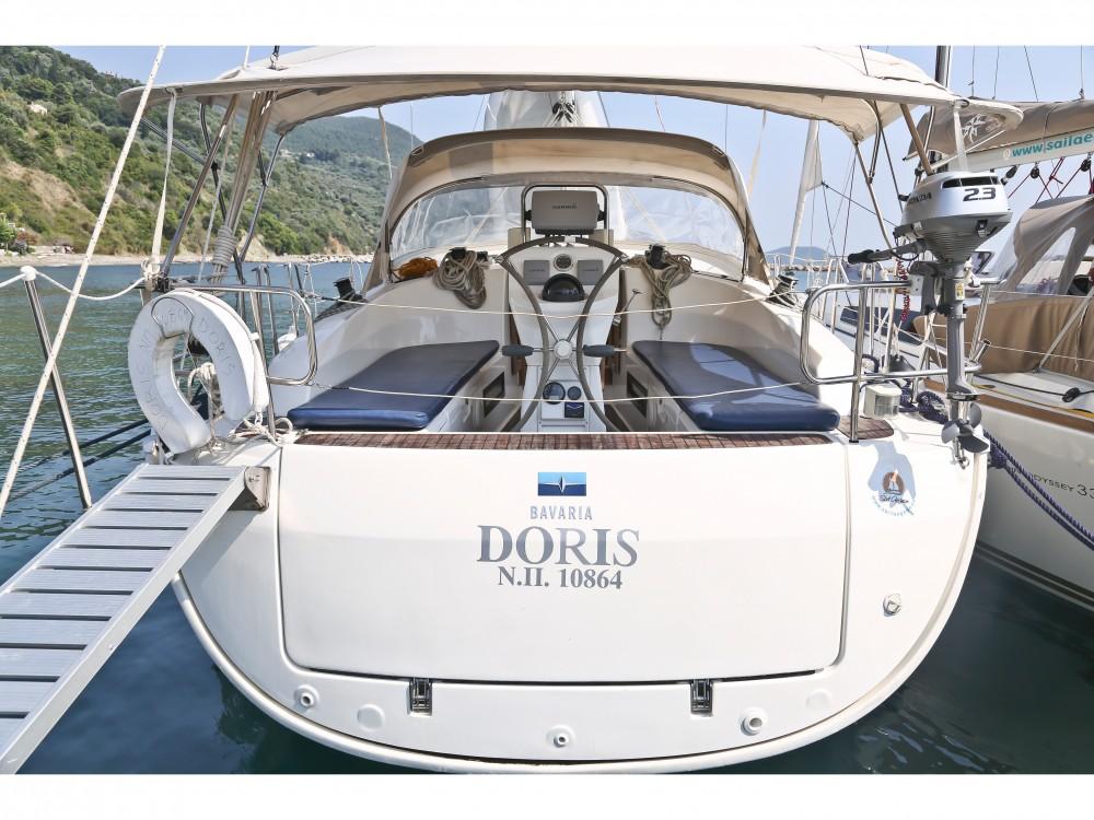 Bavaria Bavaria Cruiser 36  between personal and professional Skópelos