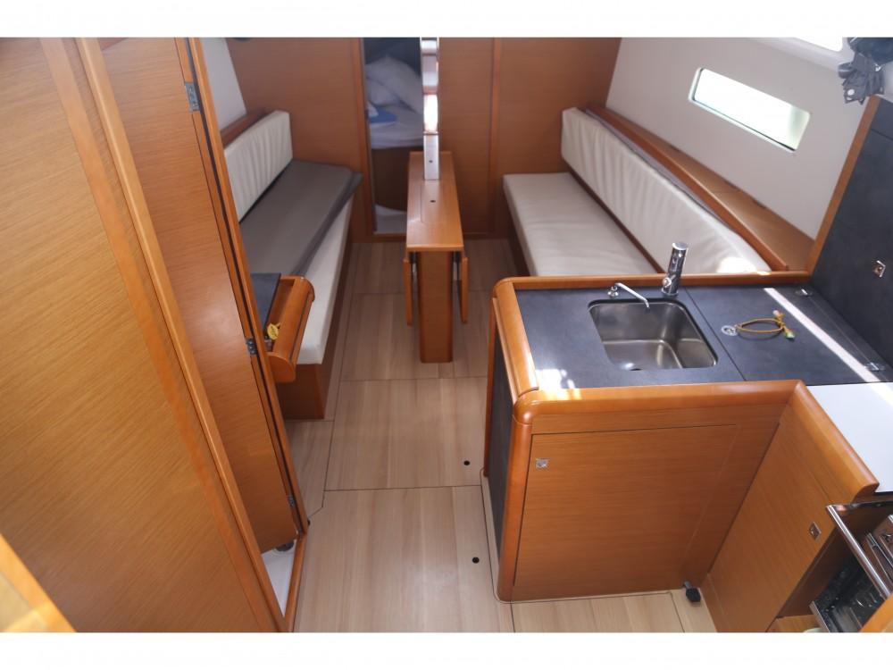 Boat rental Jeanneau Sun Odyssey 349 in Skópelos on Samboat