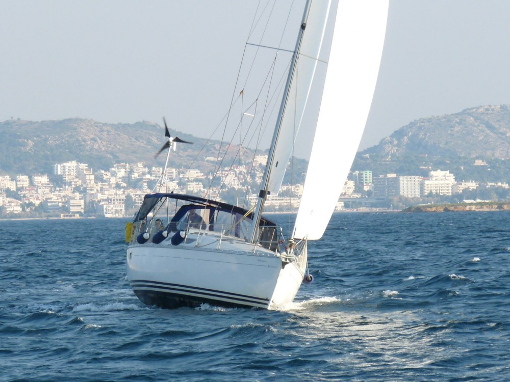 Rental Sailboat in Alimos Marina - Jeanneau Sun Odyssey 36.2